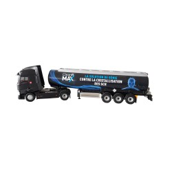 Maquette camion CleanR MAX