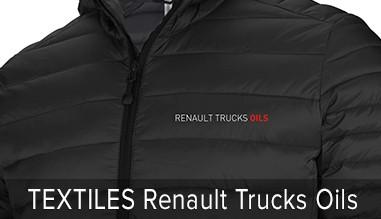 TEXTILES Renault Truks Oils